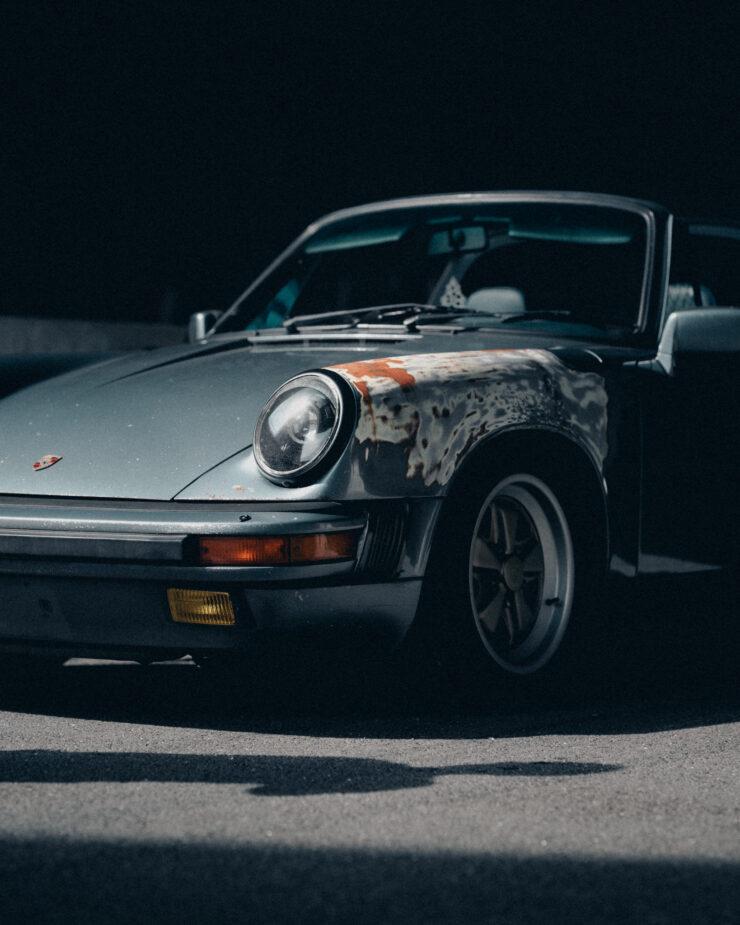 Tardza Custom Porsche 911 2