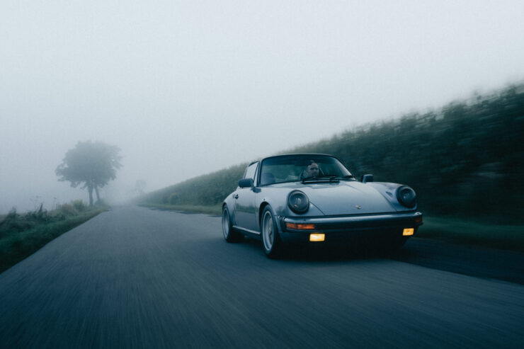 Tardza Custom Porsche 911