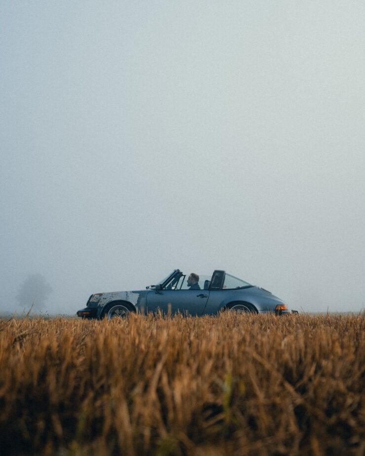 Tardza Custom Porsche 911 8