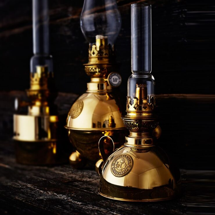 Traditional Paraffin Lamps 1