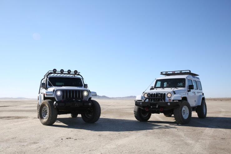 True North Edition Jeep Wrangler 1