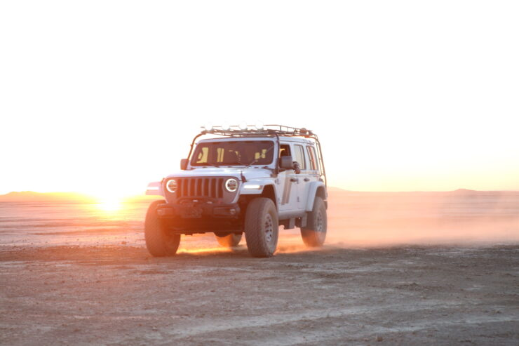 True North Edition Jeep Wrangler 11