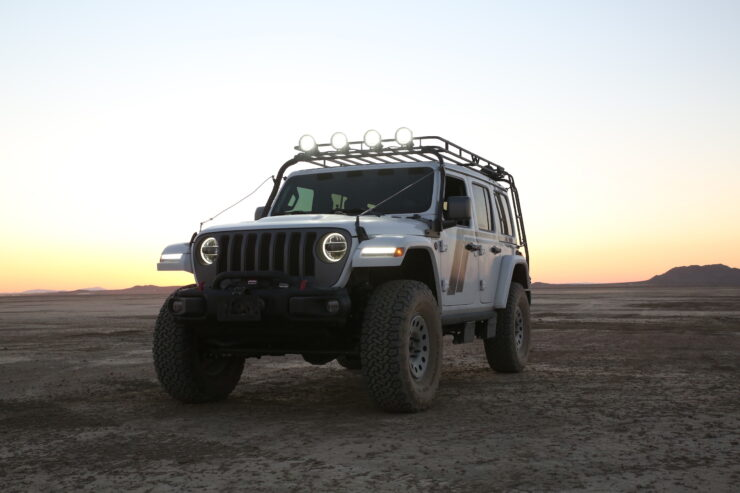 True North Edition Jeep Wrangler 12