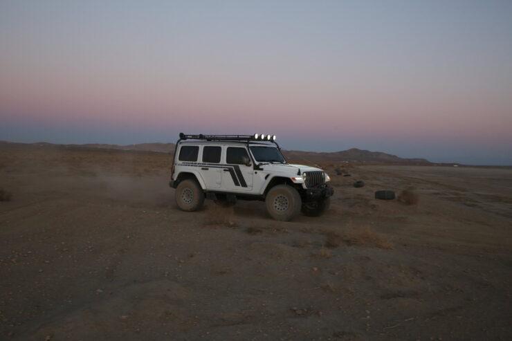 True North Edition Jeep Wrangler 16
