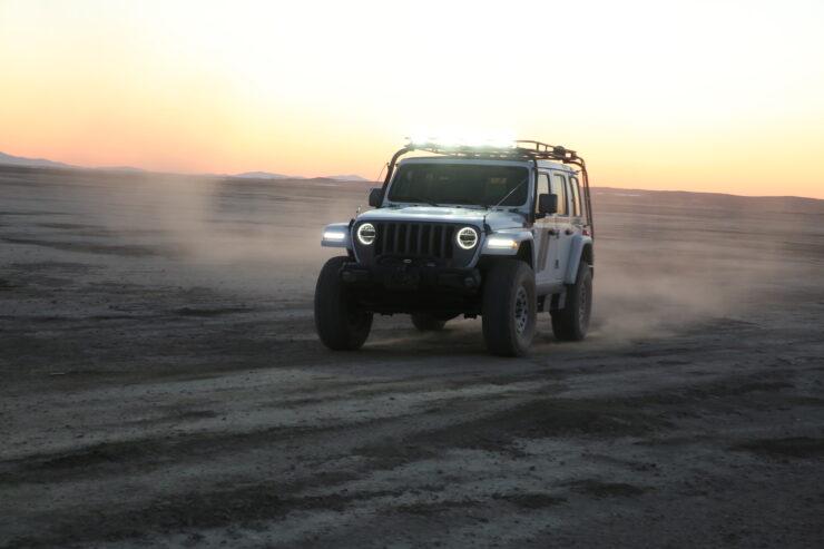 True North Edition Jeep Wrangler 17