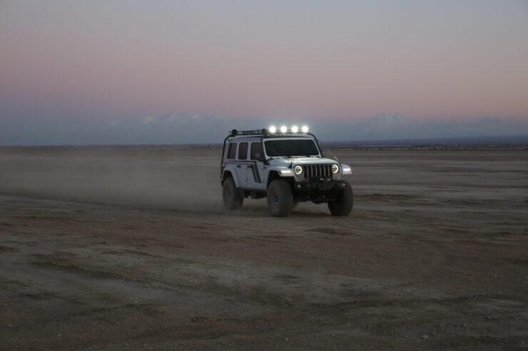 True North Edition Jeep Wrangler 18