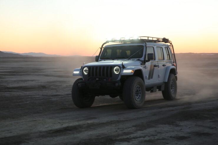 True North Edition Jeep Wrangler 19