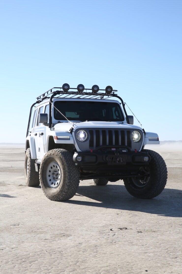 True North Edition Jeep Wrangler 2