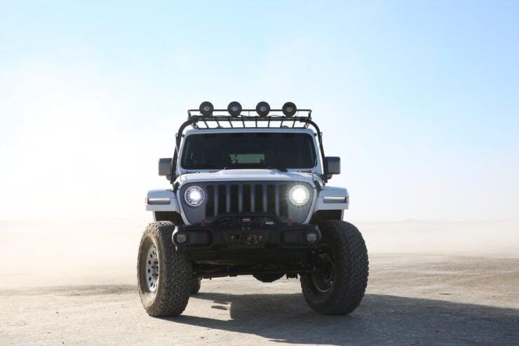 True North Edition Jeep Wrangler 4