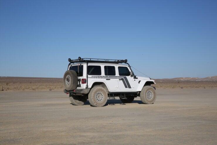 True North Edition Jeep Wrangler 8