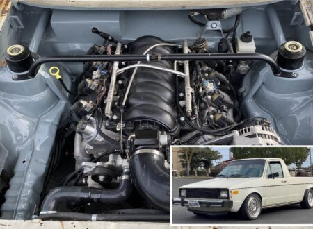 VW Rabbit LS Swap