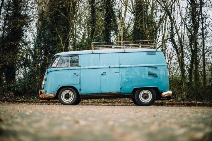 Volkswagen Splitscreen Panel Van 1
