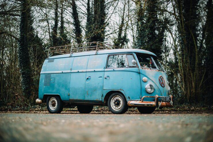 Volkswagen Splitscreen Panel Van 11
