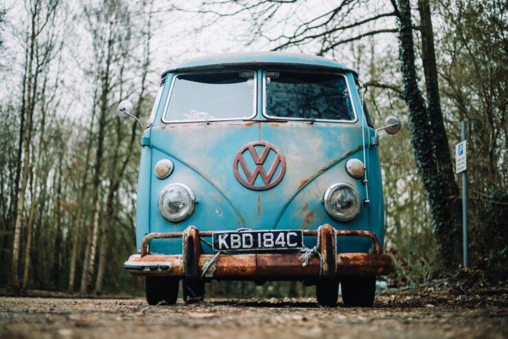 Volkswagen Splitscreen Panel Van 12