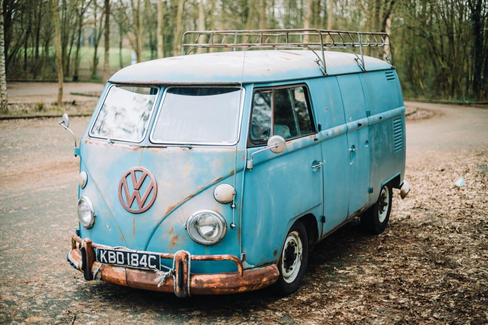 Volkswagen Splitscreen Panel Van 13