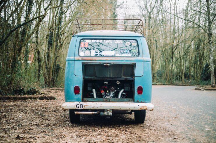 Volkswagen Splitscreen Panel Van 14