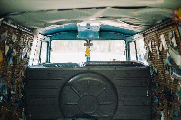 Volkswagen Splitscreen Panel Van 4