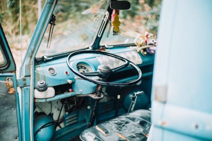 Volkswagen Splitscreen Panel Van 7