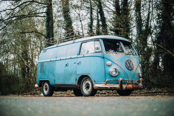 Volkswagen Splitscreen Panel Van