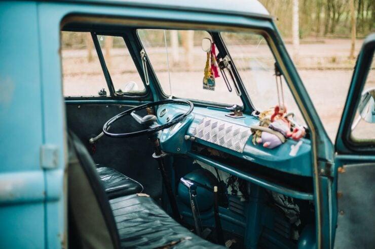Volkswagen Splitscreen Panel Van 8