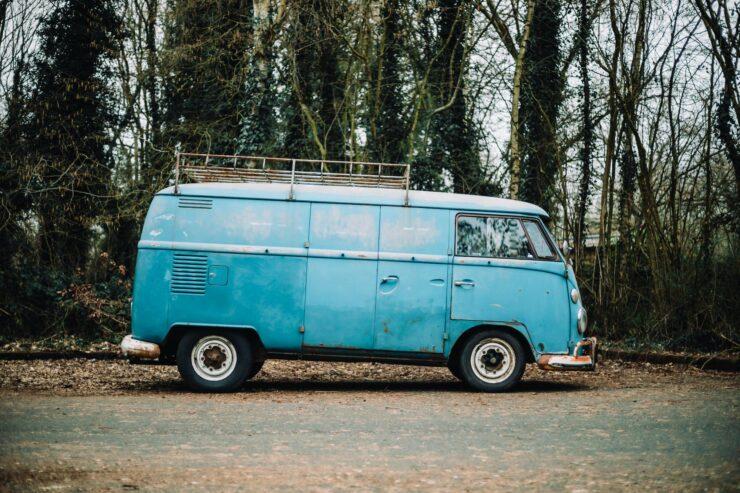 Volkswagen Splitscreen Panel Van 9