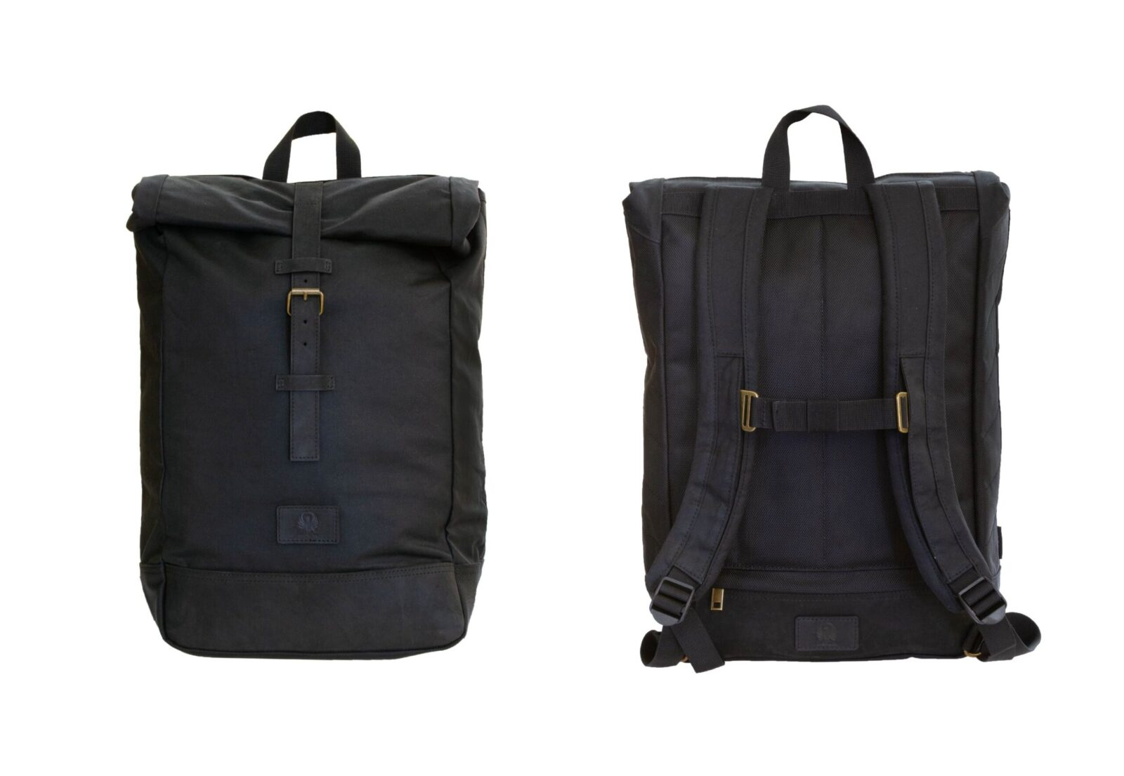 Yarnfield Roll Top Bag by Merlin Bag