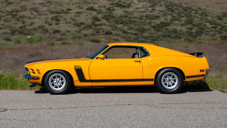 1970 Ford Mustang Boss 302 2