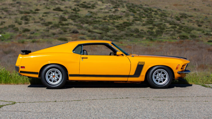 1970 Ford Mustang Boss 302 8