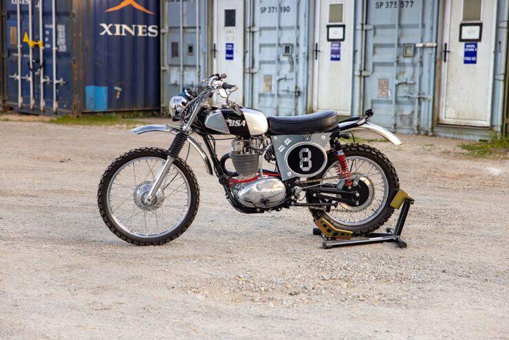 BSA B50 MX 6