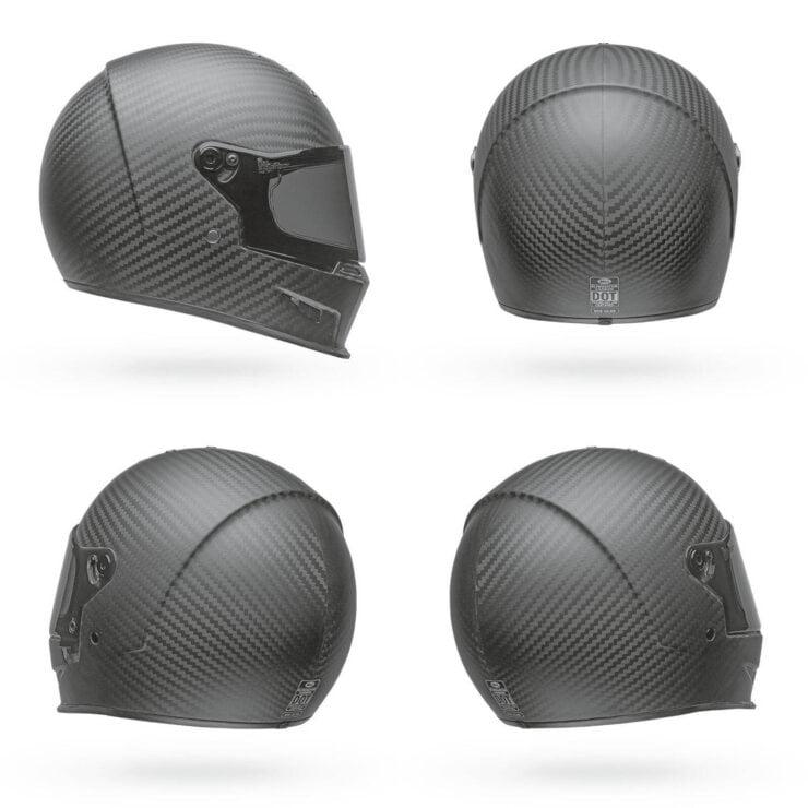 Bell Eliminator Helmet Collage