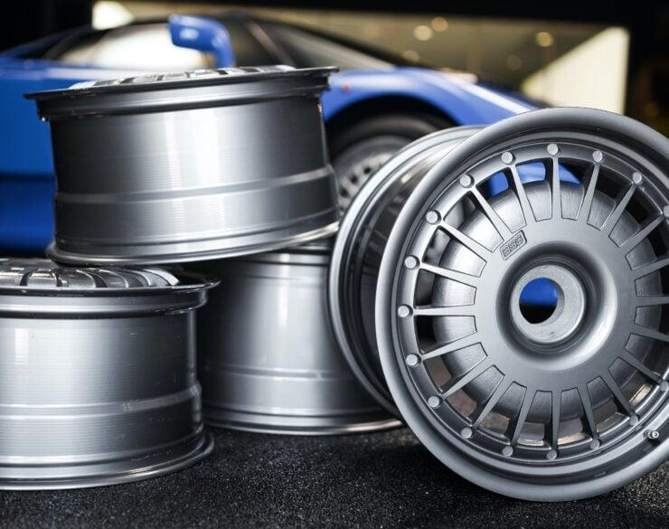 Bugatti EB110 Wheel