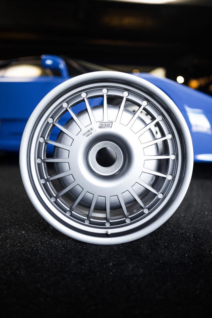 Bugatti EB110 Wheels 1