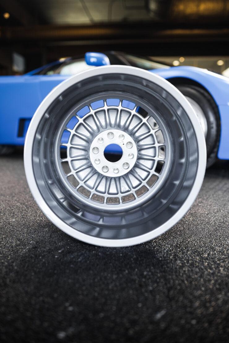 Bugatti EB110 Wheels 2