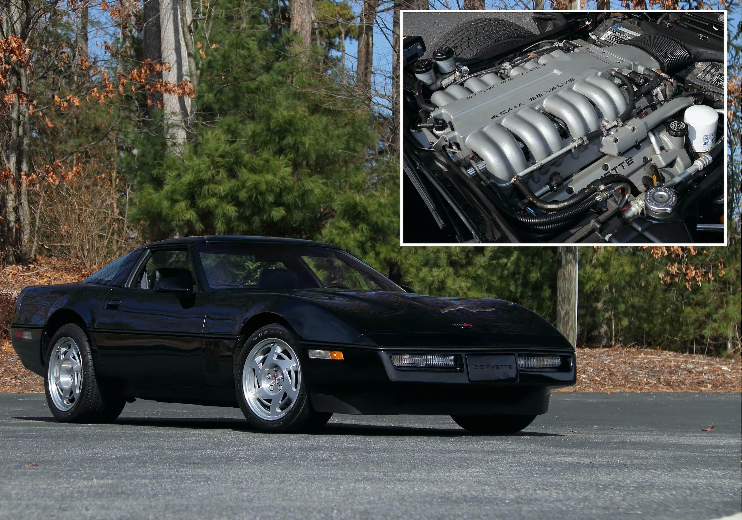 C4 Chevrolet Corvette ZR1 1