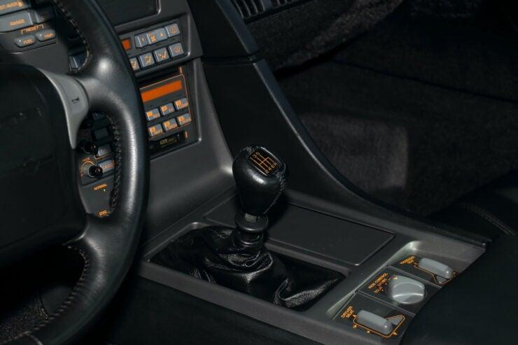 C4 Chevrolet Corvette ZR1 12