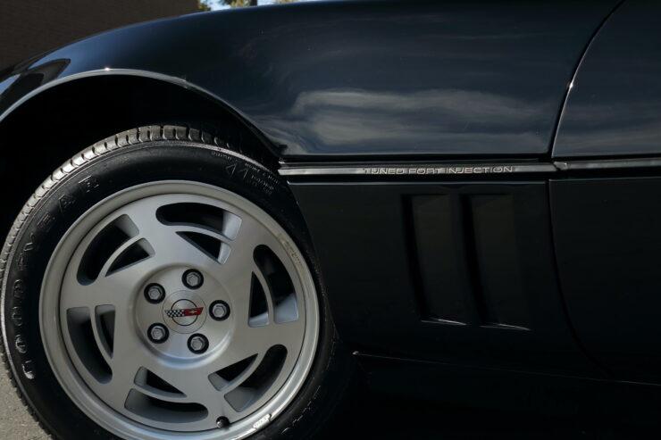 C4 Chevrolet Corvette ZR1 13