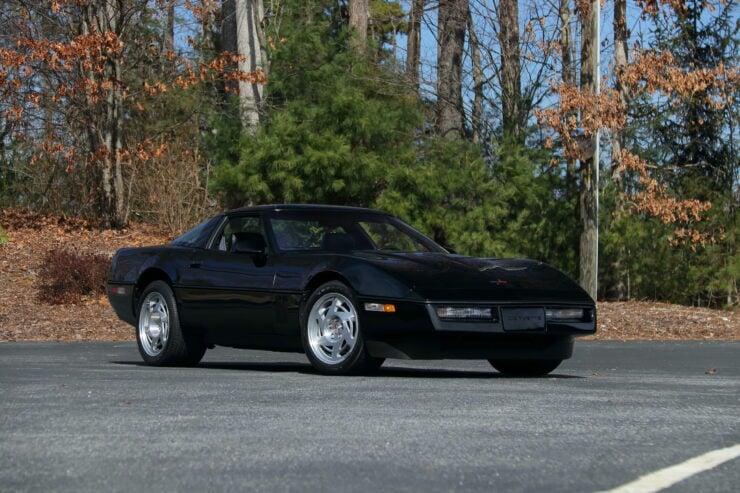 C4 Chevrolet Corvette ZR1 2