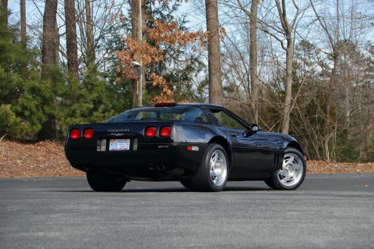 C4 Chevrolet Corvette ZR1 4