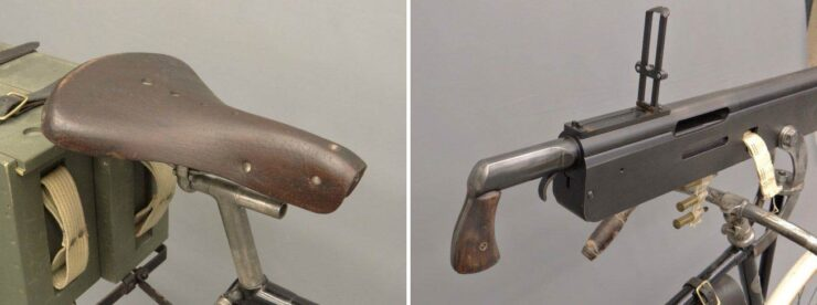 Columbia Military Pneumatic Safety Bicycle 2