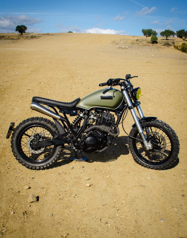 Custom Yamaha XT600 11