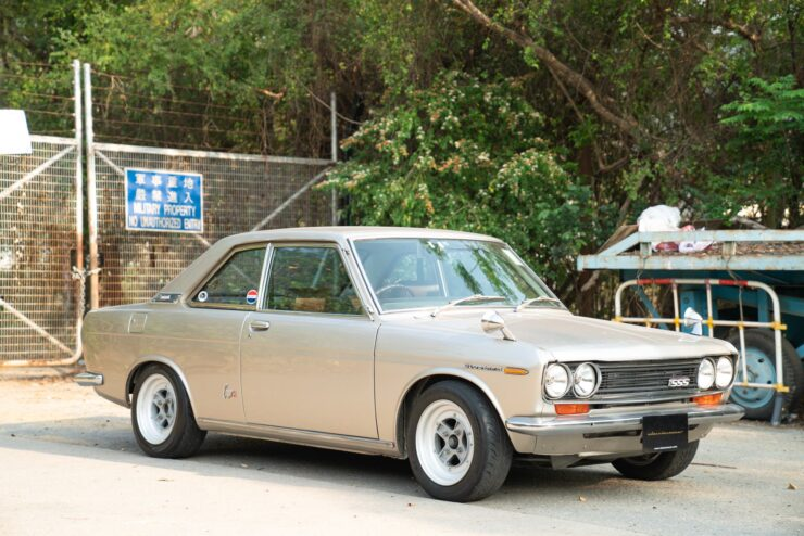 Datsun 510 SSS 1