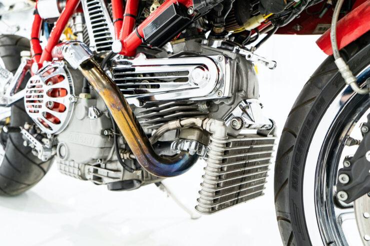 Ducati MH900e Evoluzione 2