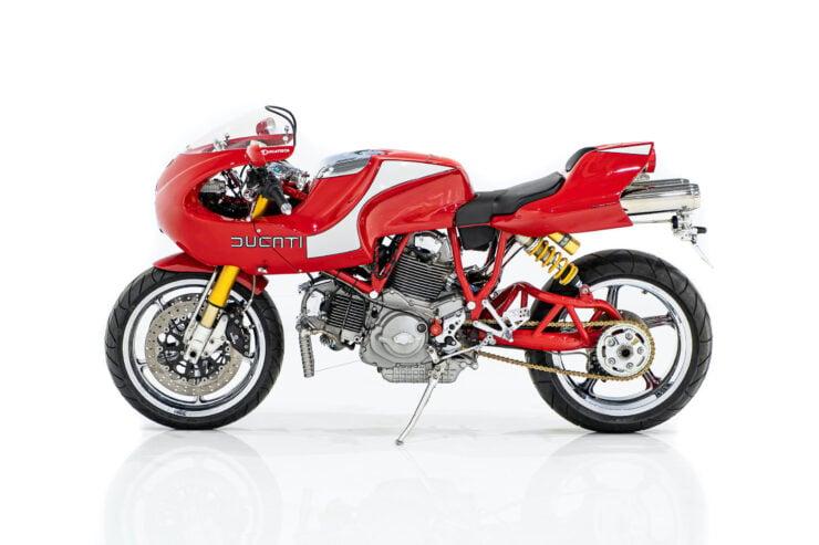 Ducati MH900e Evoluzione 4