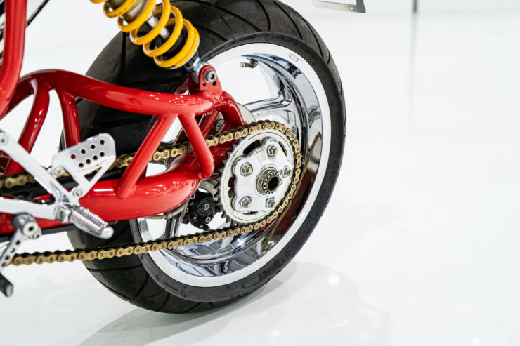 Ducati MH900e Evoluzione 6