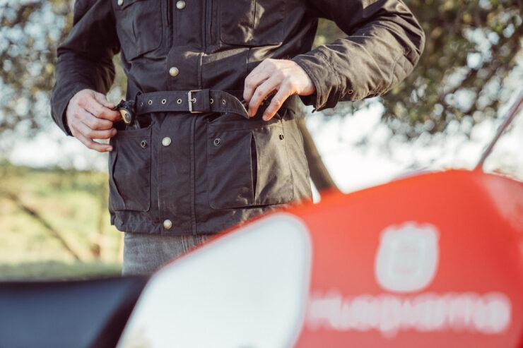 Enduro Jacket by Iron & Resin 5