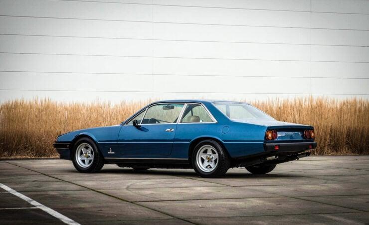Ferrari 400 GTi-8
