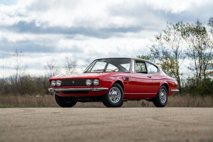 Fiat Dino 9
