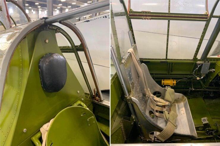 Grumman Avenger Cockpit