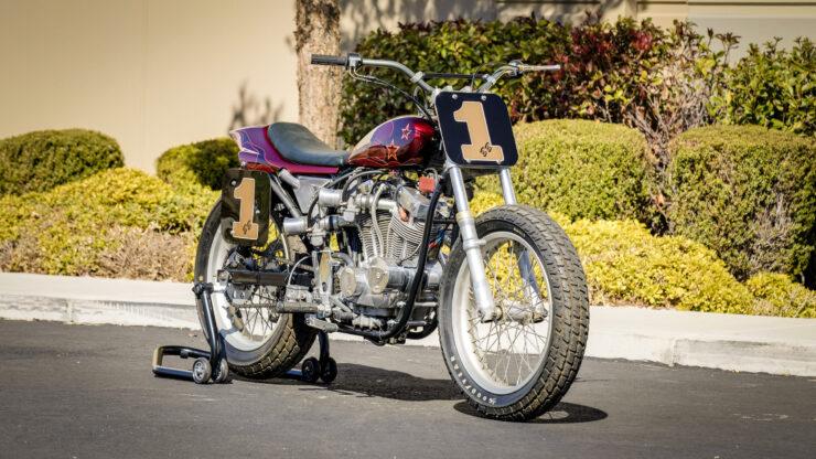 Harley-Davidson XR750 Flat Tracker 3