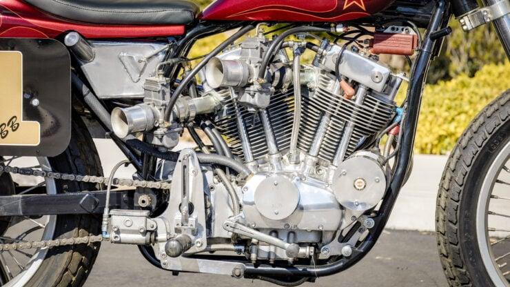 Harley-Davidson XR750 Flat Tracker 4